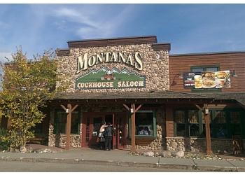 Sherwood Park bbq restaurant Montana's BBQ & Bar
