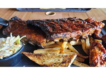 Belleville bbq restaurant Montana's BBQ & Bar