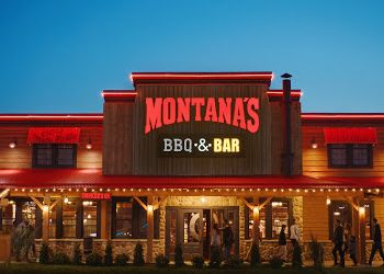 Brampton bbq restaurant Montana's BBQ & Bar