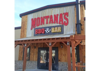 Kingston bbq restaurant Montana's BBQ & Bar