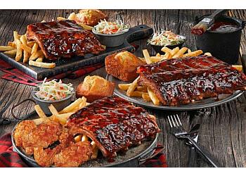 London bbq restaurant Montana's BBQ & Bar