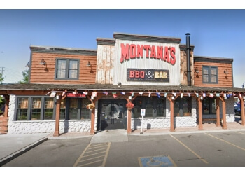 Markham bbq restaurant Montana's BBQ & Bar
