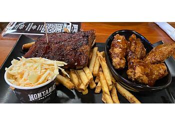 Medicine Hat bbq restaurant Montana's BBQ & Bar