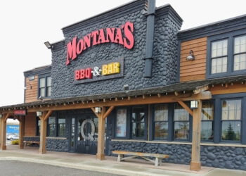 Milton bbq restaurant Montana's BBQ & Bar