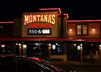 St Johns bbq restaurant Montana's BBQ & Bar