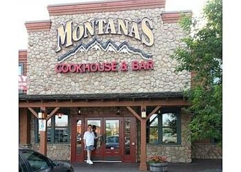 Thunder Bay bbq restaurant Montana's BBQ & Bar
