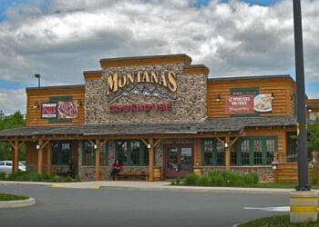 Moncton bbq restaurant Montana's Cookhouse