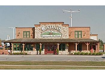 Belleville bbq restaurant Montana's cookhouse