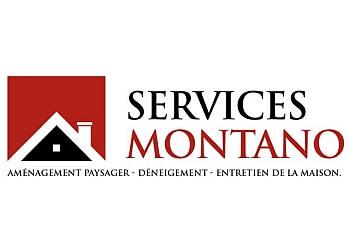 Montreal lawn care service Montano Services