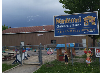 North Bay preschool Montessori Children's House