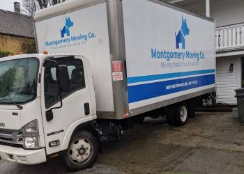 Vancouver moving company Montgomery Moving Co.