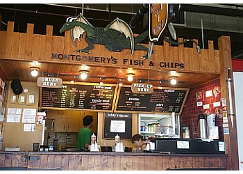 North Vancouver fish and chip Montgomery's Fish & Chips