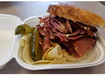 Calgary bagel shop Montreal Bagels