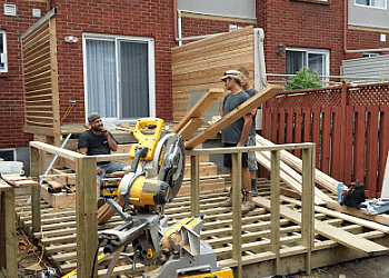 Montreal landscaping company Montreal Outdoor Living
