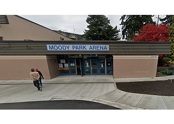 New Westminster places to see Moody Park Arena