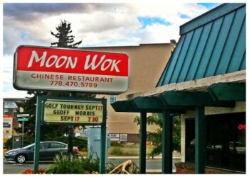 Kamloops chinese restaurant Moon Wok Chinese Restaurant