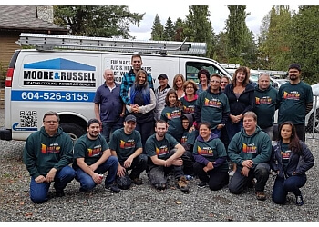 Coquitlam hvac service Moore and Russell Heating