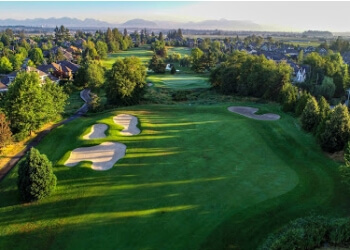 Surrey golf course Morgan Creek Golf Course