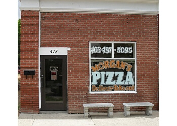 Medicine Hat pizza place Morgan's Pizza