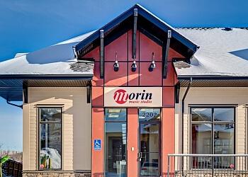 Calgary music school Morin Music Studio