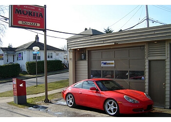 Morita Auto Body Services New Westminster Auto Body Shops