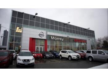 Burnaby car dealership Morrey Nissan of Burnaby