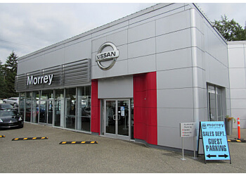 Port Coquitlam car dealership Morrey Nissan of Coquitlam