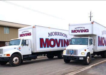 Hamilton moving company Morrison Moving