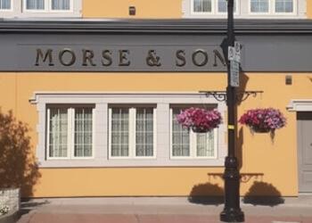 Niagara Falls funeral home Morse & Son Funeral Home
