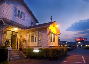 Saint Jean sur Richelieu hotel Motel Belle Rivière