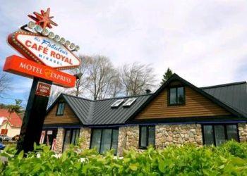 Mirabel hotel Motel Express Mirabel