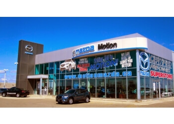 Orangeville car dealership Motion Mazda