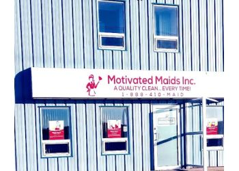 St Johns house cleaning service Motivated Maids INC.