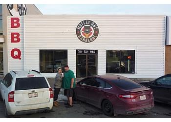 Grande Prairie bbq restaurant Motley Que BBQ