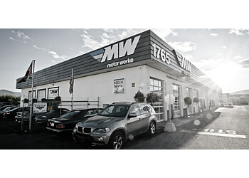 Kelowna car repair shop Motor Werke