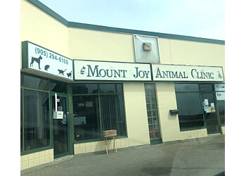 Markham veterinary clinic Mount Joy Animal Clinic