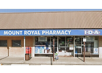 Burlington pharmacy Mount Royal Pharmacy