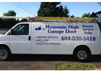 Mountain High Garage Door