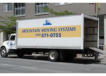 Oshawa moving company Mountain Moving Systems