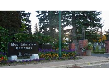 Lethbridge landmark Mountain View Cemetery