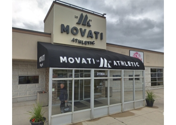London gym Movati Athletic