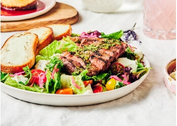 Brampton steak house Moxie's Grill & Bar