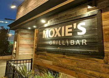 Kamloops steak house Moxie's Grill & Bar