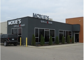Kitchener steak house Moxie's Grill & Bar