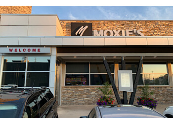 Newmarket steak house Moxie's Grill & Bar