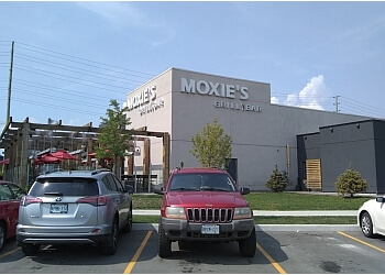 Pickering steak house Moxie's Grill & Bar