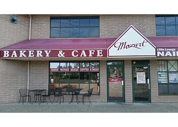 Langley bakery Mozart Bakery & Café