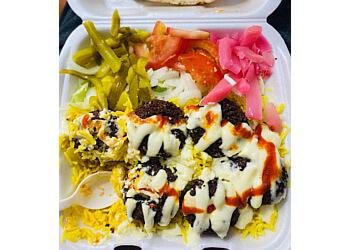 Waterloo mediterranean restaurant Mozy's Shawarma