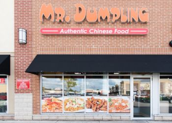 Milton chinese restaurant Mr. Dumpling