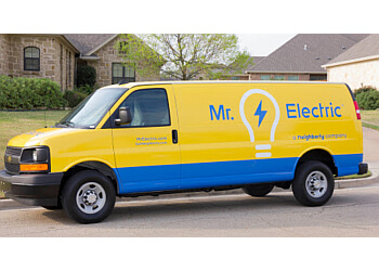 Grande Prairie electrician Mr. Electric